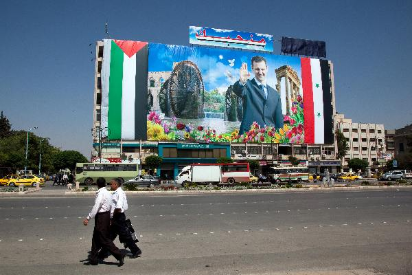 "\""Mei 2010, Syri�, Hama,\"""