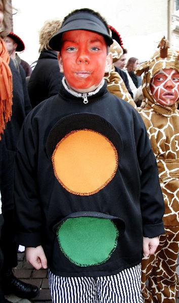 "\""Nijmegen, 06-02-2005 Carnaval 2005, Optocht,carnavalsoptocht foto: Gerard Verschooten ? FC\"""