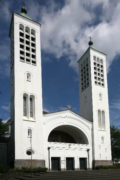 """""""Museum Orientalis, Heilige Landstichting, voorheen Bijbels Openluchtmuseum, Groesbeek. met Cenakelkerk, begraafplaats"""""""