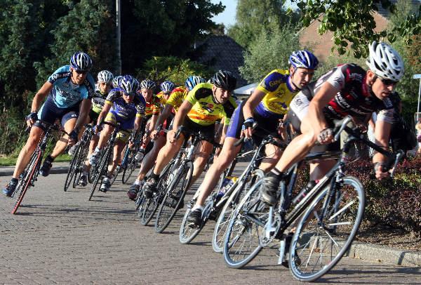 """""""wielerkoers, Ronde van Oosterhout"""""""