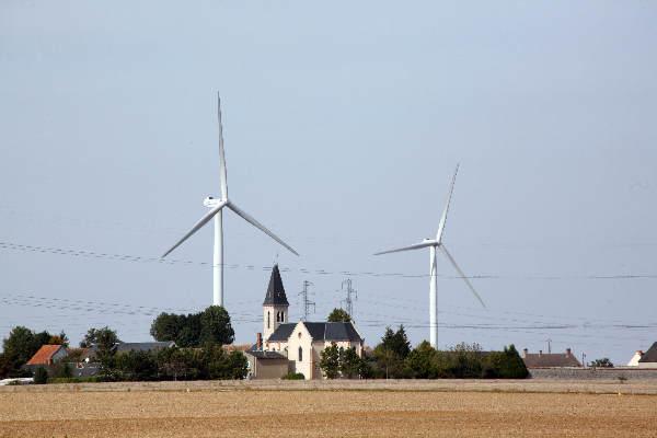 """Frankrijk Noord Frankrijk, des zomers wuivende korenvelden"""