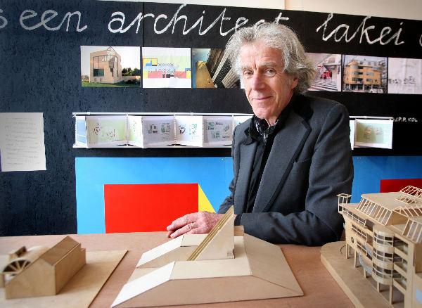 "\""Architect Wim Kol _Architectuurcentrum Nijmegen_\"""