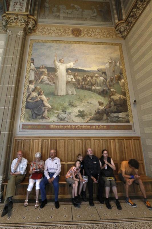 Rijksmuseum. Amsterdam, 22-07-2013