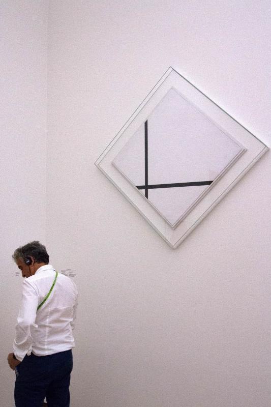 Stedelijk museum. Amsterdam, 22-7-2013