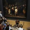 Rijksmuseum. Amsterdam, 22-7-2013 .