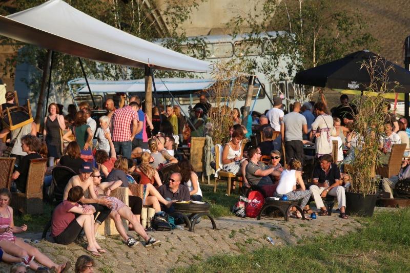 De Kaaij, zaterdag. Nijmegen, 7-7-2013 . dgfoto.