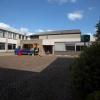 Met Anita Palmerita.Honig terrein. Oude fabriekshallen van de Honig. Nijmegen, 30-6-2013 . dgfoto.