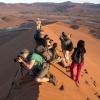 Namibie, Walvisbaai, Luderitsch, Sakopmund Sosusvlei Ai Ais. met Jaxquelinen en Ron, 22-10  04-11-2013