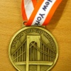 """medaille marathon New York\"""