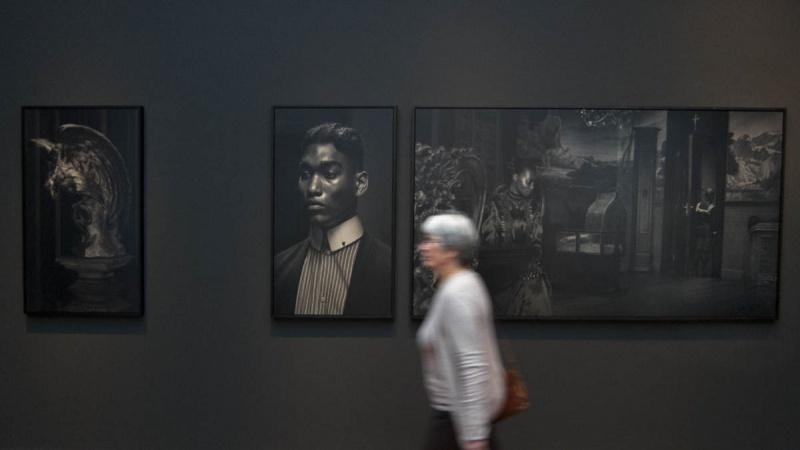 "\""Arnhem, 21-11-2012 . Museum voor Moderne Kunst Arnhem , MMKA. Erwin Olaf\"""