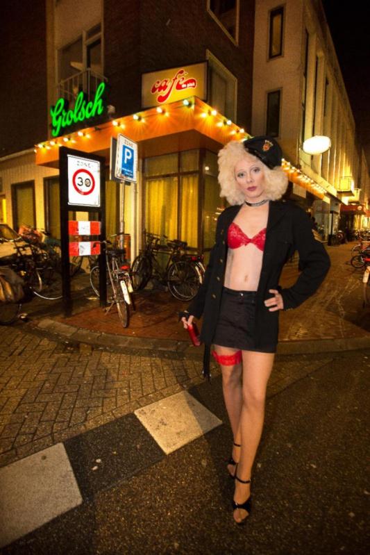 "\""Vreemd  in de Plak, Marcel. Nijmegen, 16-2-2013 . dgfoto.\"""