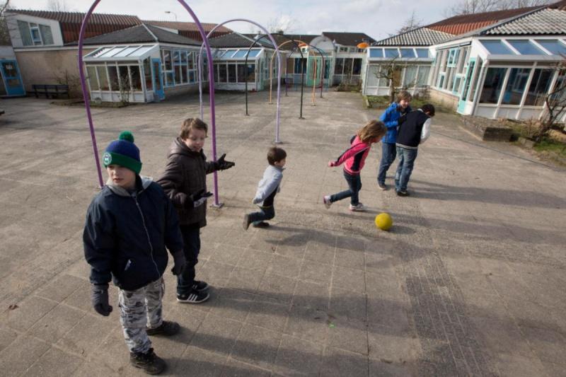 Basisschool De Regenboog maakt zich zogen over berichten scholen