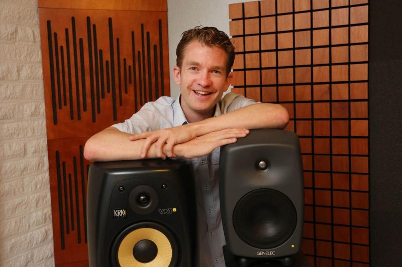 Onne Witjes is een talentvolle dj, hardstyle A-lusion, Elst., 7-8-2013 . dgfoto.