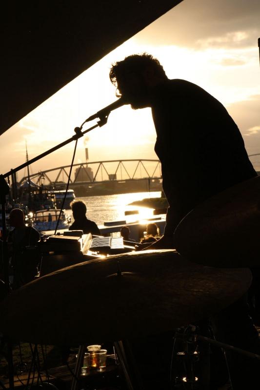 De Kaaij.. Nijmegen, 10-8-2013 .