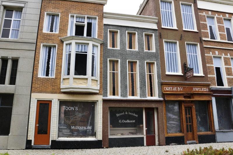 Madurodam en Scheveningen met Wie, Wim en Siem, 25-08-2013 . dgfoto.