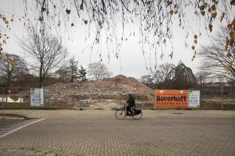 Verpleeghuis Margriet op een bergje. Nijmegen,12-12-2014 . dgfoto.