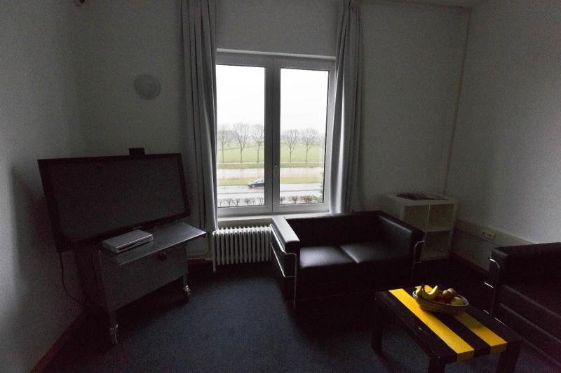 Voormalig missiehuis Vincenze et Paulo nu jongerenopvang. Beek. Nijmegen, 13-2-2014 . dgfoto.