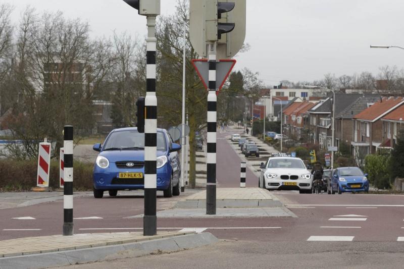 Snelfietsroute Dennenstraat. Nijmegen, 27-2-2014 . dgfoto.