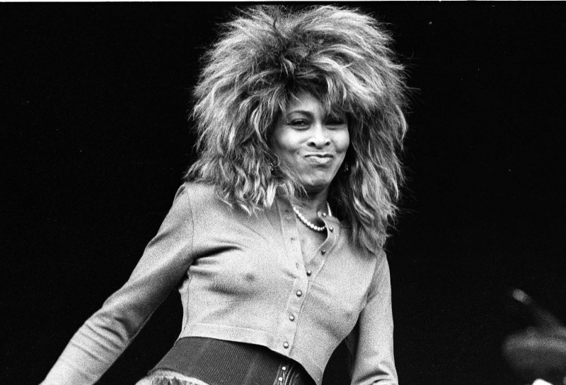 Tina Turner 75... Goffertpark 1987. Nijmegen, 27-11-2014 . dgfoto.