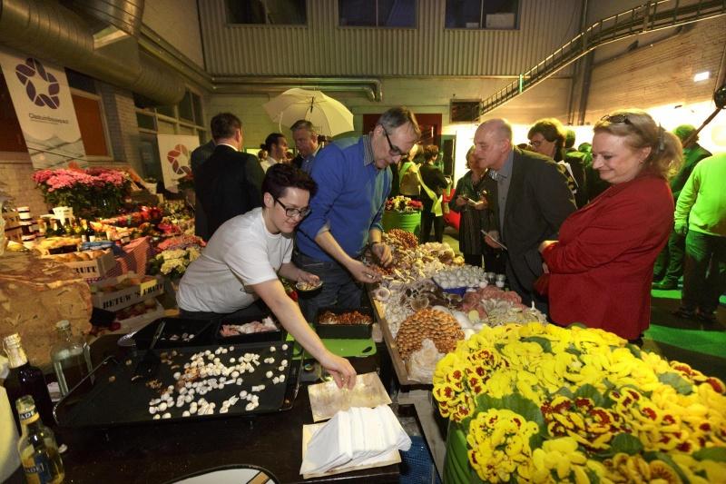 honigfabriek Waalbandijk. Nacht van de Gelderse Economie . Nijmegen, 27-2-2015 . dgfoto.