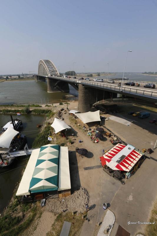 De Kaaij. Nijmegen, 7-7-2015 . dgfoto.