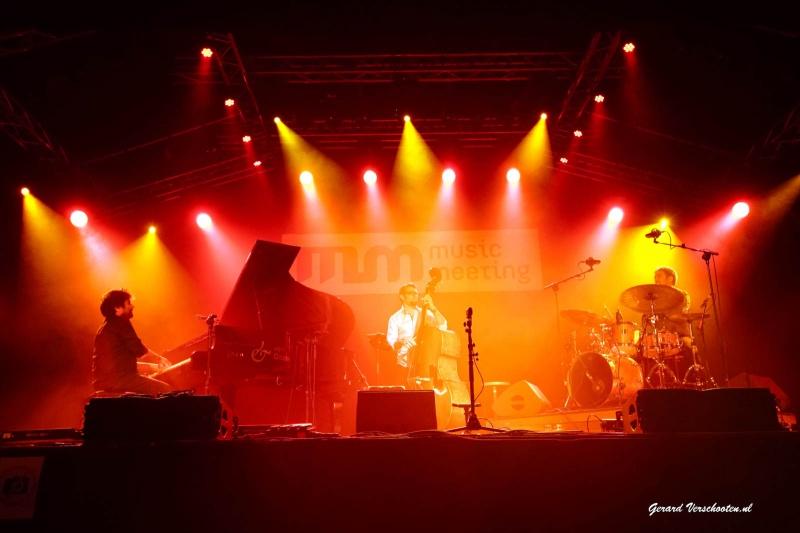 Music Meeting 2de dag, , Harold Lopez Nuna, . Nijmegen, 16-5-2016 .
