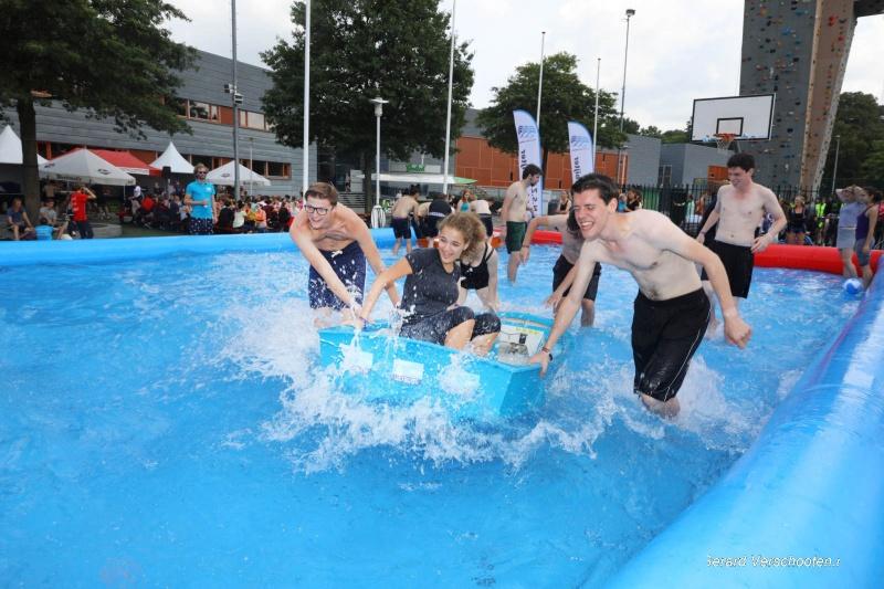 Introductie RUN sportdag. Nijmegen, 24-8-2017 .