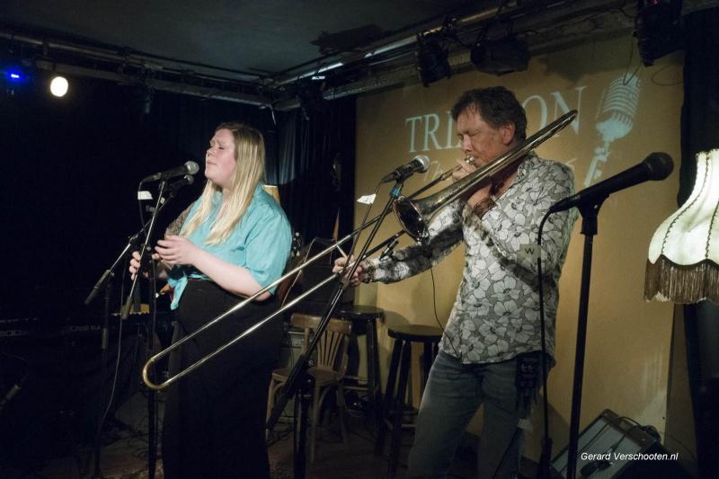 Recordings in Trianon. Nijmegen, 14-4-2018 . Smaal