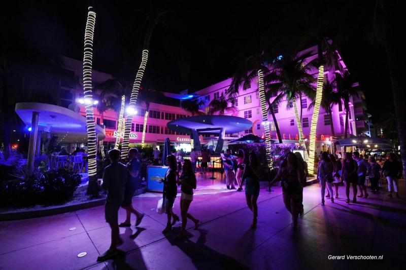 Florida, Keys, Miami, Hens Bon, maart 2018 Cape Kennedy