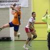 "\""Wijchen, 22-5-2012 . Veel oranje gedoe bij Oefeninterland handbal vrouwen, Nederand - Servi�\"""