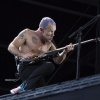 """Nijmegen, 28-6-2012 . Red Hot Chili Peppers in het Goffertpark\"""