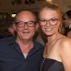 "\""Zandvoort 14-9-2012 . presentatie music videorelease Cathy Rhodes in club Nautique met Romie\"""