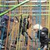 "\""Nijmegen, 29-9-2012 . De Donkey Kong op de najaarskermis in Nijmegen\"""