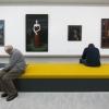 "\""Arnhem, 21-11-2012 . Museum voor Moderne Kunst Arnhem , MMKA. Erwin Olaf Willink , Koch, Overmorgen\"""