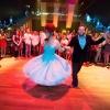 Huwelijk Mieke en Peter, Dansen in LUX