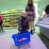 Opening nieuwe Jan Linders supermarkt in Nijmegen noord. Lent. Nijmegen, 7-11-2013 . dgfoto.