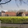 Monumentaal boerderijcomplex De Vormer aan de Vormerseweg, tussen Wijchen en Niftrik, wordt een zorgcomplex, 24-2-2014 . dgfoto.