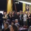Herdenking in de Vasim voor Annika. met oa. Annette Embrechts en Marcel Rozer. Nijmegen, 8-3-2014 . dgfoto.