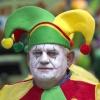 Carnavalsoptocht in Beek. Nijmegen, 3-3-2014 . dgfoto.
