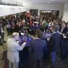 stadhuis burchtstraat, lijsttrekkersdebat gelderlander organiseert politiek debat in aanloop naargemeenteraadsverkiezingen van volgende week. Nijmegen, 13-3-2014 . dgfoto.
