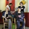 Van oorsprong christelijk Eetcafe De Verwondering heet voor een paar dagen De Verandering en gaat goedkope kappersbeurten verzorgen voor mensen met weinig geld. Nijmegen, 17-3-2014 . dgfoto.