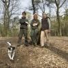 Het ging niet best met de natuurcamping, de afgelopen seizoenen. Maar Staatsbosbeheer gaat er toch mee door. Corien Koreman vertelt waarom. Groesbeek, 3-4-2014 . dgfoto.