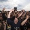Fortarock, Slayer, Dimmu Borgir, Iron Maiden, Skillet, Schoenfabriek... Nijmegen, 31-5-2014 . dgfoto.