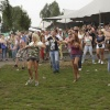 Op Watergoed in Valburg is een nieuw festival: Ravezone. Muziekgenre: hardstyle.. Dance, 3-8-2014 . dgfoto.