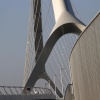 De Oversteek, de derde brug. Nijmegen, 25-9-2014 . dgfoto.