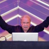 Donna Summers Giorgio Moroder in Doornroosje, Planet Rose. Nijmegen, 5-10-2014 . dgfoto.