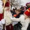 Sinterklaas is weer in de stad.. En de burgemeester. Nijmegen, 15-11-2014 . dgfoto.