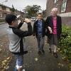 Ontmoetingen in Brakkenstein, Wondersteboven, Melanie. Nijmegen, 21-10-2014 . dgfoto.. Nijmegen, 25-10-2014 . dgfoto.