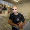 Oud-kickboxwereldkampioen Perry Ubeda opent begin januari een 'weerbaarheidscentrum' . Nijmegen, 12-12-2014 . dgfoto.