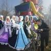 Carnava, l Carnavalsoptocht in Horssen, 16-2-2015 . dgfoto.
